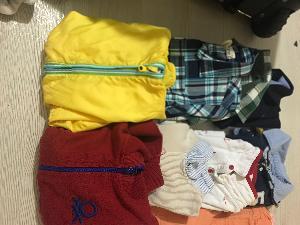 12 -18 aylık erkek çocuk kıyafeti