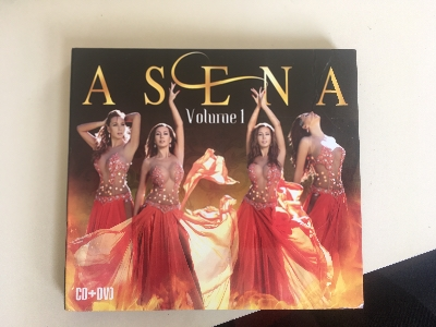 Asena Volume 1 Cd+Dvd