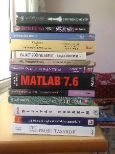 Eski kitaplarım